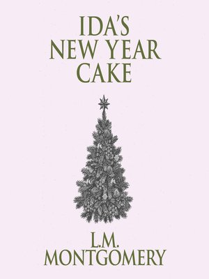 cover image of Ida's New Year Cake